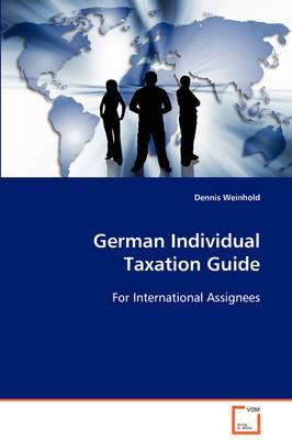 German Individual Taxation Guide