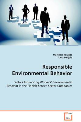 Responsible Environmental Behavior
