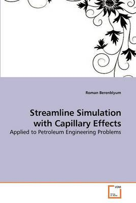 Streamline Simulation with Capillary Effects