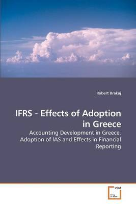 Ifrs - Effects of Adoption in Greece