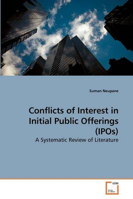 Conflicts of Interest in Initial Public Offerings (IPOs)