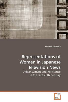 Representations of Women in Japanese Television News