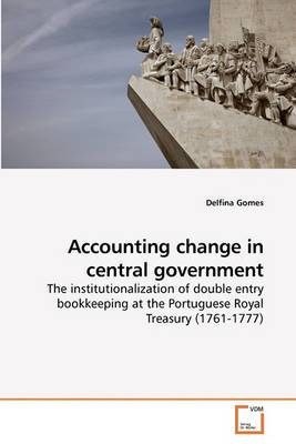 Accounting Change in Central Government