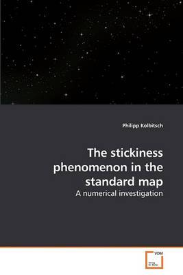 The Stickiness Phenomenon in the Standard Map