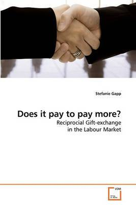 Does It Pay to Pay More?