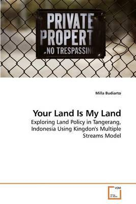 Your Land Is My Land