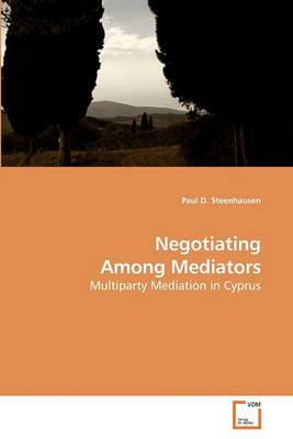 Negotiating Among Mediators
