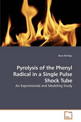 Pyrolysis of the Phenyl Radical in a Single Pulse Shock Tube