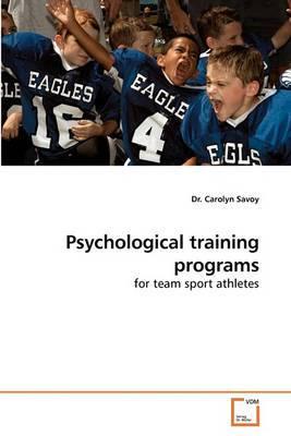 Psychological Training Programs