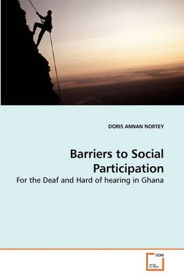 Barriers to Social Participation
