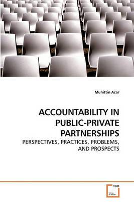 Accountability in Public-Private Partnerships