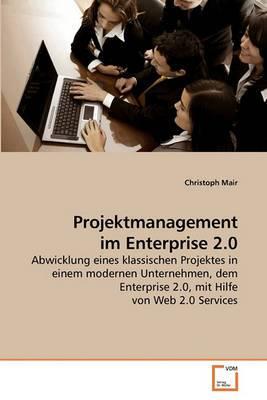 Projektmanagement Im Enterprise 2.0