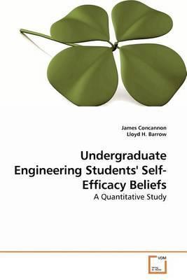 Undergraduate Engineering Students' Self-Efficacy Beliefs
