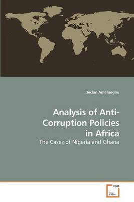 Analysis of Anti-Corruption Policies in Africa