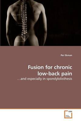 Fusion for Chronic Low-Back Pain