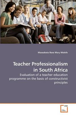 Teacher Professionalism in South Africa