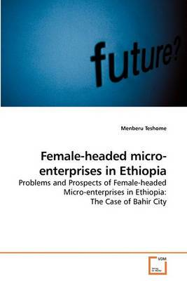 Female-Headed Micro-Enterprises in Ethiopia