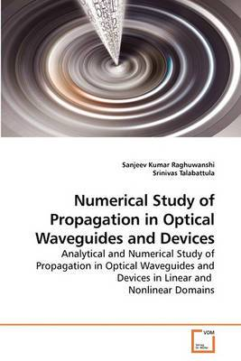 Numerical Study of Propagation in Optical Waveguides and Devices