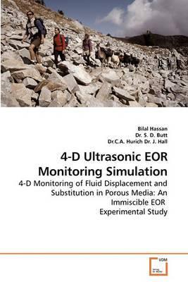 4-D Ultrasonic Eor Monitoring Simulation