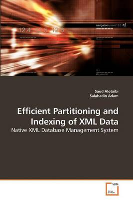 Efficient Partitioning and Indexing of XML Data
