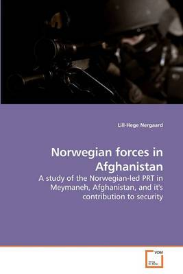 Norwegian Forces in Afghanistan