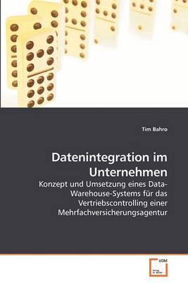 Datenintegration Im Unternehmen