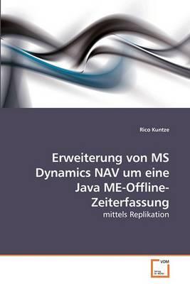 Erweiterung Von MS Dynamics Nav Um Eine Java Me-Offline-Zeiterfassung