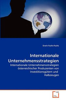 Internationale Unternehmensstrategien