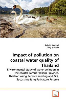 Impact of Pollution on Coastal Water Quality of Thailand
