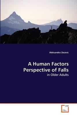A Human Factors Perspective of Falls