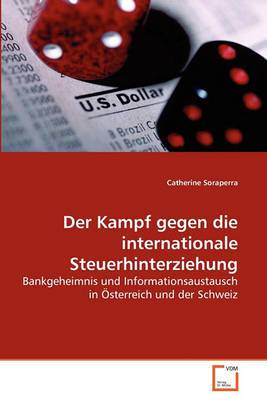 Der Kampf Gegen Die Internationale Steuerhinterziehung