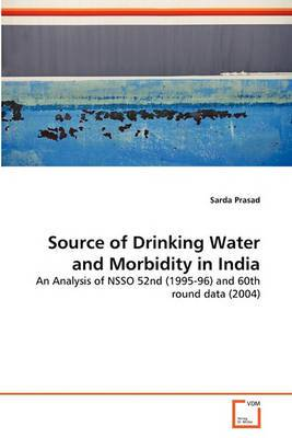 Source of Drinking Water and Morbidity in India