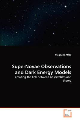 Supernovae Observations and Dark Energy Models