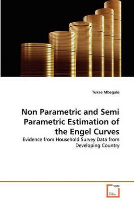 Non Parametric and Semi Parametric Estimation of the Engel Curves