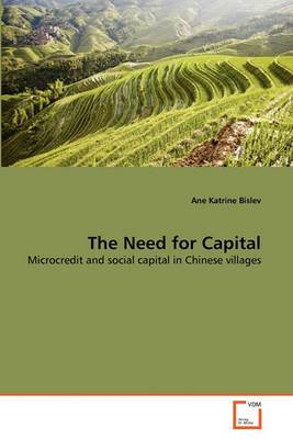 The Need for Capital