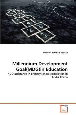 Millennium Development Goal(mdg)in Education