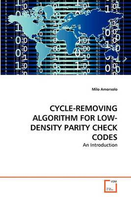 Cycle-Removing Algorithm for Low-Density Parity Check Codes
