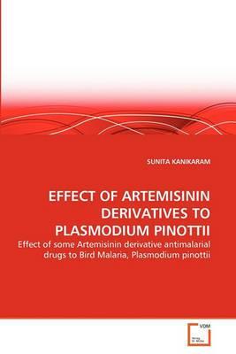 Effect of Artemisinin Derivatives to Plasmodium Pinottii