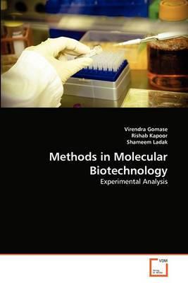 Methods in Molecular Biotechnology