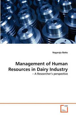 Management of Human Resources in Dairy Industry
