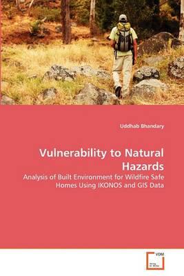Vulnerability to Natural Hazards