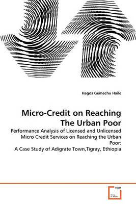 Micro-Credit on Reaching the Urban Poor