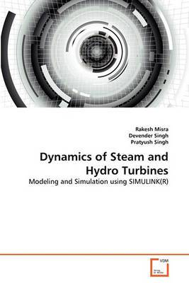 Dynamics of Steam and Hydro Turbines