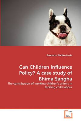 Can Children Influence Policy? a Case Study of Bhima Sangha