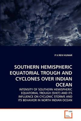 Southern Hemispheric Equatorial Trough and Cyclones Over Indian Ocean