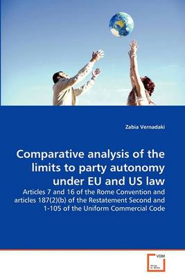 Comparative Analysis of the Limits to Party Autonomy Under Eu and Us Law