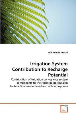 Irrigation System Contribution to Recharge Potential