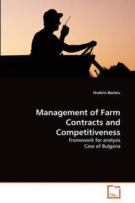 Management of Farm Contracts and Competitiveness