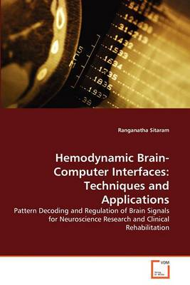 Hemodynamic Brain-Computer Interfaces: Techniques and Applications