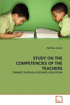 Study on the Competencies of the Teachers